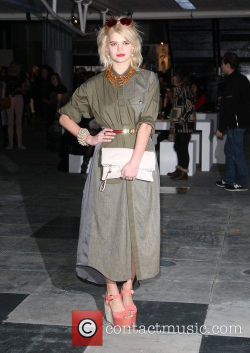 Pixie Geldof and London Fashion Week 10