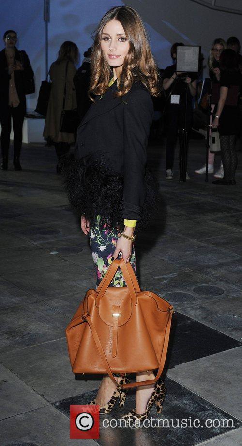 Olivia Palermo and London Fashion Week 8
