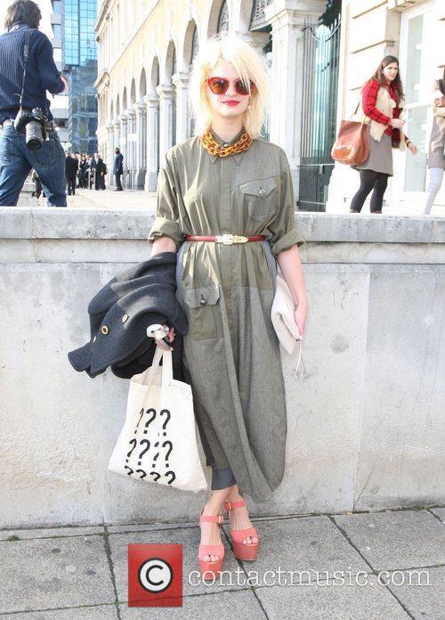 London Fashion Week Autumn/Winter 2012 - TopShop -...