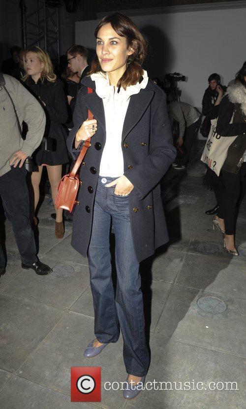 London Fashion Week Autumn/Winter 2012 - Topshop- Inside