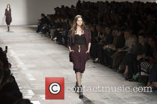 London Fashion Week Autumn/Winter 2012 - Topshop- Inside