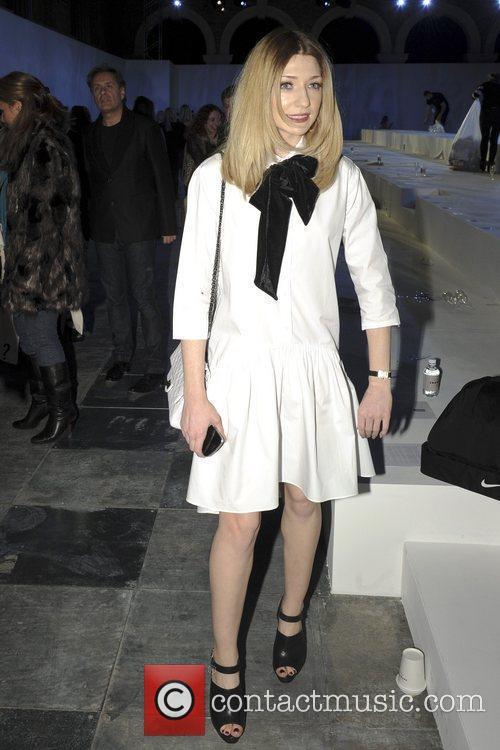 Nicola Roberts and London Fashion Week 2