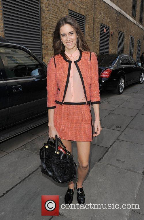 Jade Williams, Sunday Girl and London Fashion Week 6