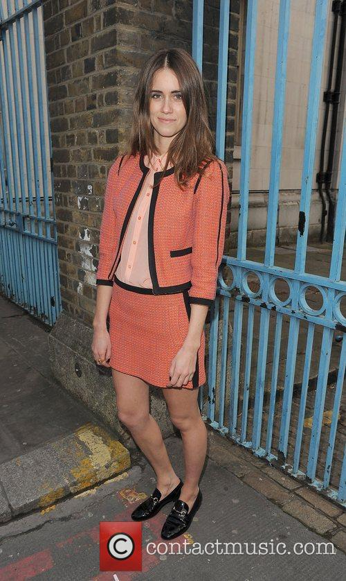 Jade Williams, Sunday Girl and London Fashion Week 5