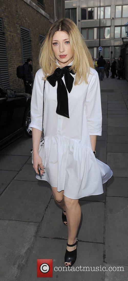 Nicola Roberts and London Fashion Week 8