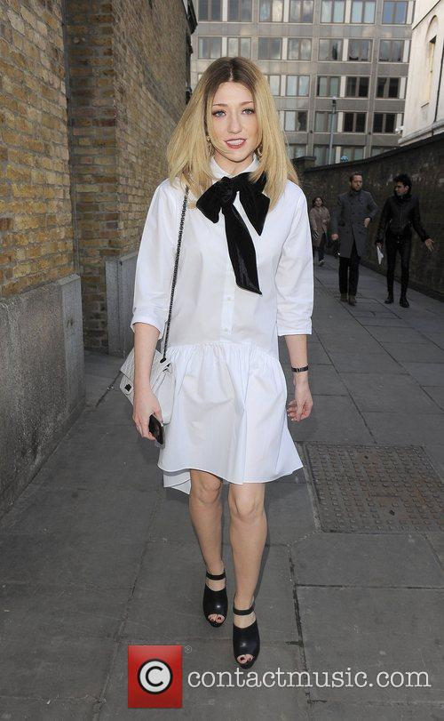 Nicola Roberts and London Fashion Week 9