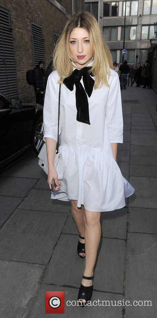 Nicola Roberts and London Fashion Week 1