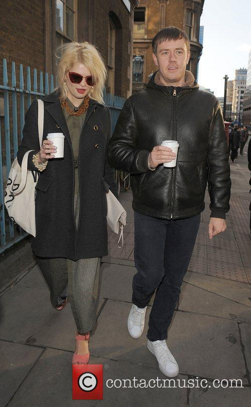 Pixie Geldof and London Fashion Week 7