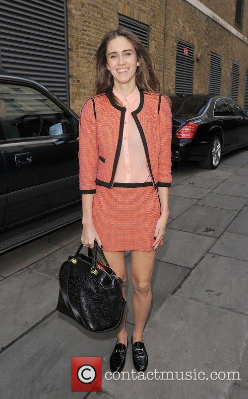 Jade Williams, Sunday Girl and London Fashion Week 3
