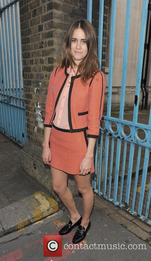 Jade Williams, Sunday Girl and London Fashion Week 4