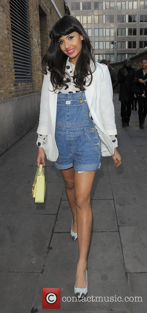 Jamelia and London Fashion Week 2