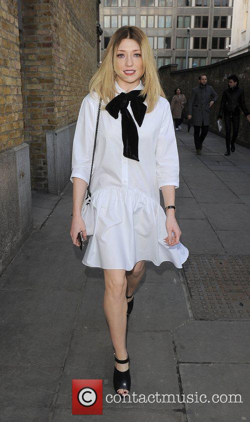 Nicola Roberts and London Fashion Week 2