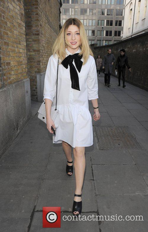 Nicola Roberts and London Fashion Week 5