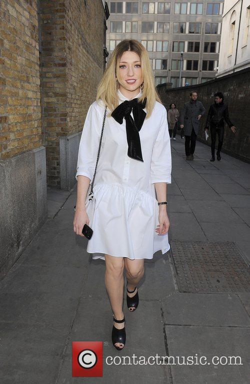 Nicola Roberts and London Fashion Week 6