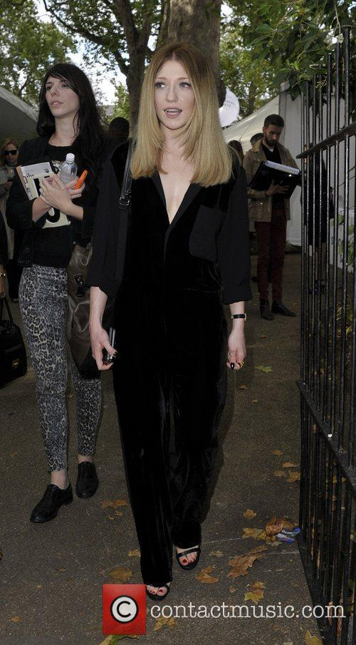 Nicola Roberts London Fashion Week Spring/Summer 2013 -...