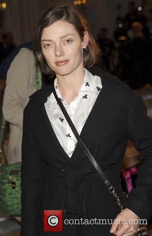 Camilla Rutherford and London Fashion Week 3