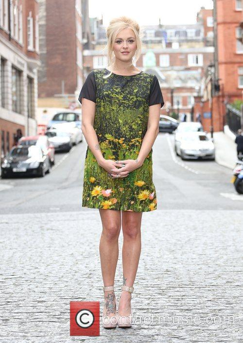 Fearne Cotton  Spring/Summer 2013 Very.co.uk fashion launch...