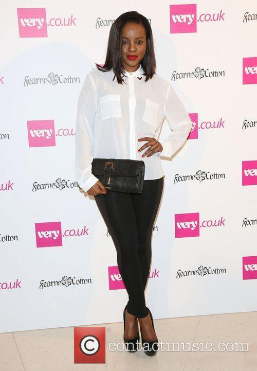 Keisha Buchanan Fearne Cotton Spring/Summer 2013 Very.co.uk fashion...