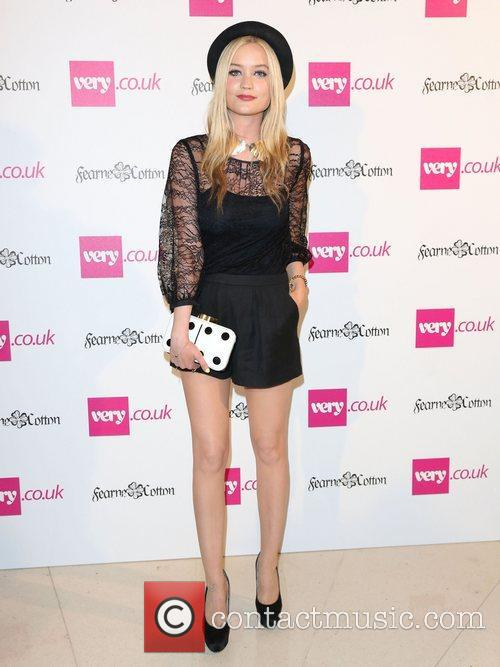 Laura Whitmore Spring/Summer 2013 Very.co.uk fashion launch -...