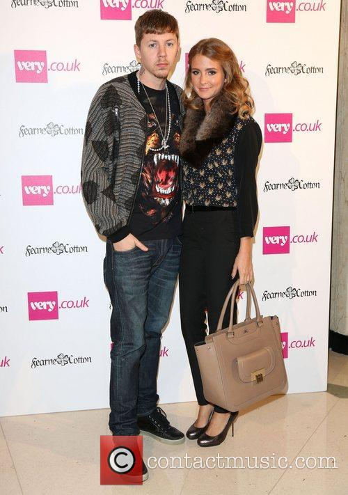 Professor Green and Millie Mackintosh Spring/Summer 2013 Very.co.uk...