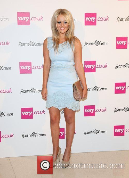 Emily Atack London Fashion Week Spring/Summer 2013 -...