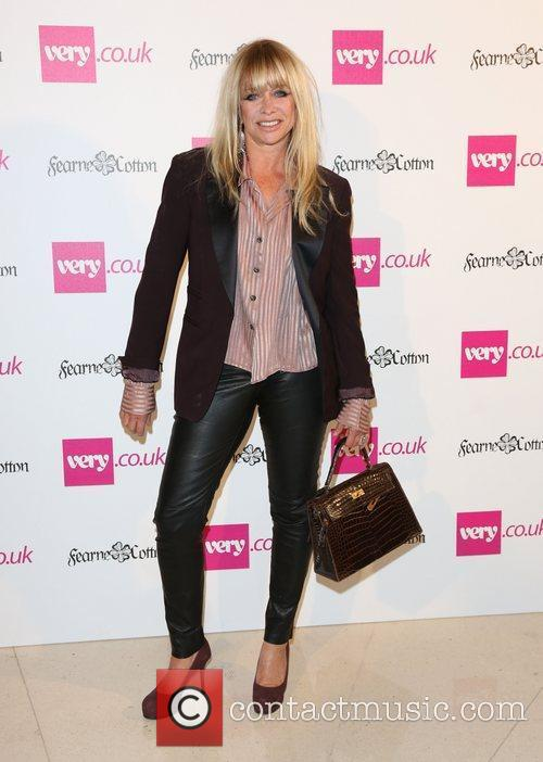 Jo Wood London Fashion Week Spring/Summer 2013 -...