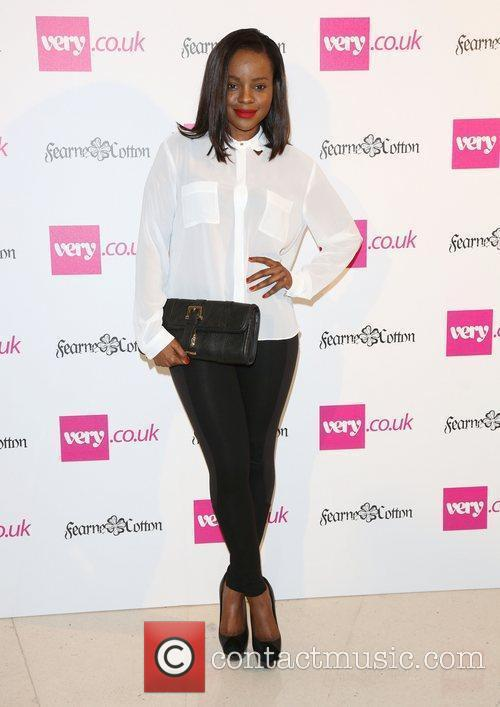 Keisha Buchanan London Fashion Week Spring/Summer 2013 -...