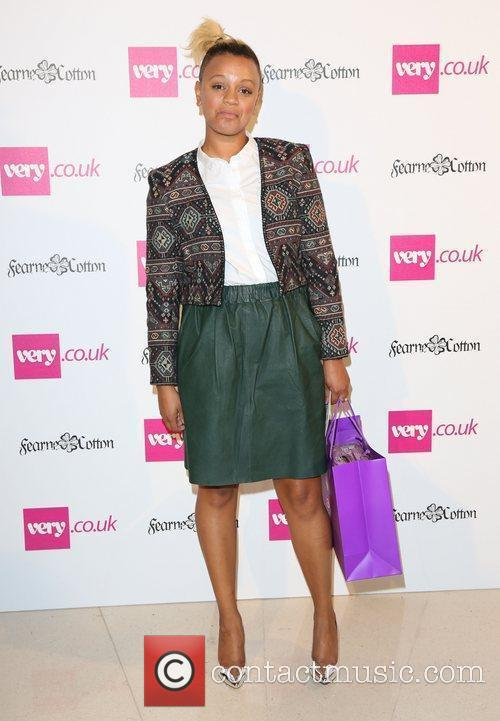 Gemma Cairney London Fashion Week Spring/Summer 2013 -...