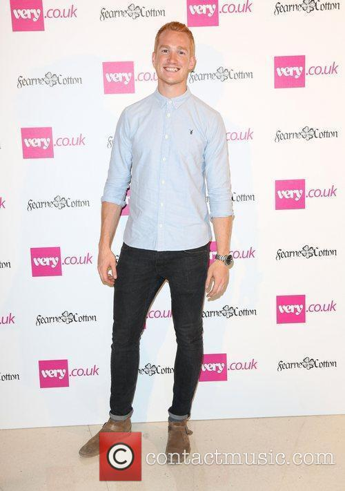 Greg Rutherford London Fashion Week Spring/Summer 2013 -...