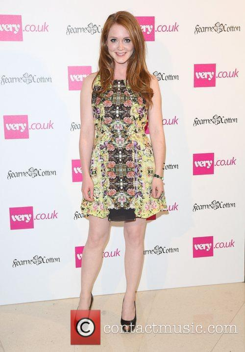 Olivia Hallinan London Fashion Week Spring/Summer 2013 -...