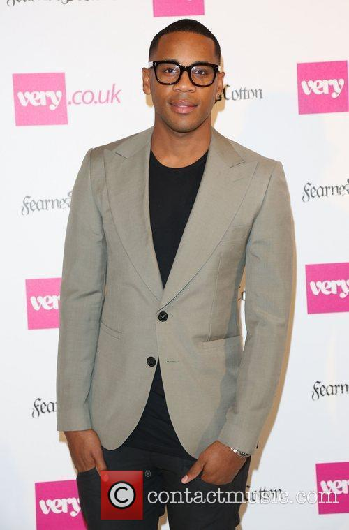 Reggie Yates London Fashion Week Spring/Summer 2013 -...