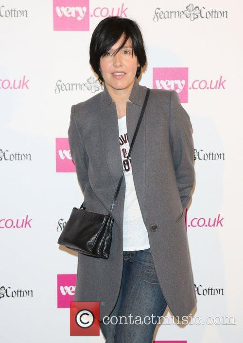Sharleen Spiteri London Fashion Week Spring/Summer 2013 -...