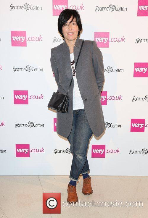 Sharleen Spiteri and London Fashion Week 1