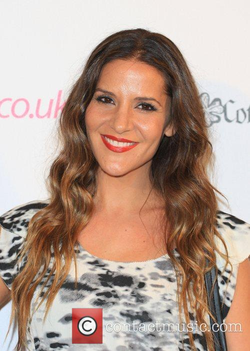 Amanda Byram London Fashion Week Spring/Summer 2013 -...