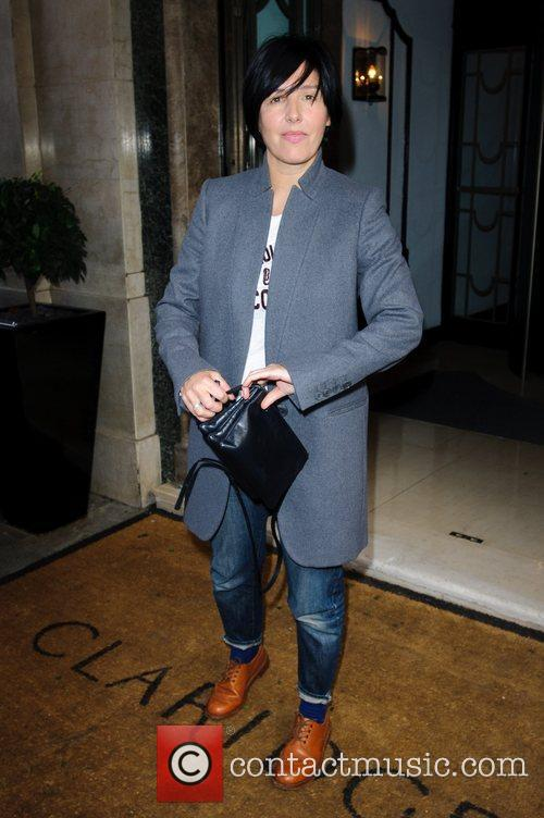 Sharleen Spiteri and London Fashion Week 4