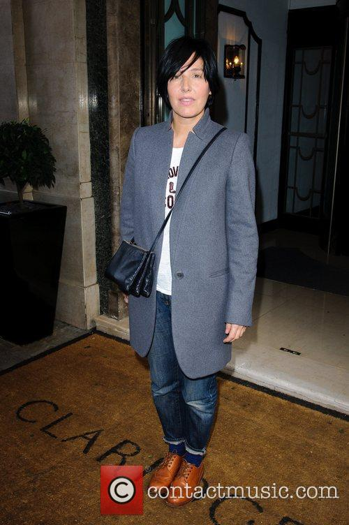 Sharleen Spiteri and London Fashion Week 5