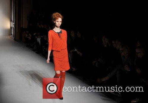 Model, Vivienne Westwood and London Fashion Week 7