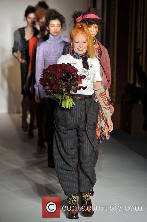 Vivienne Westwood and London Fashion Week 3