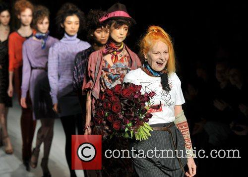 London Fashion Week - Autumn/Winter 2012 - Vivienne...