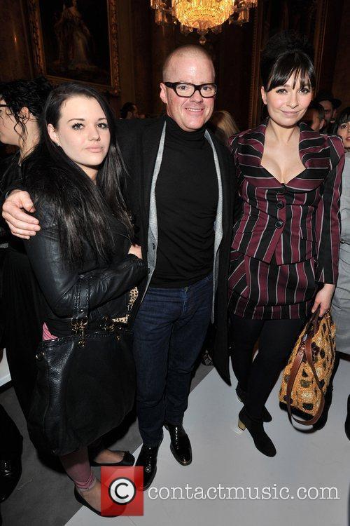 Heston Blumenthal, Gizzi Erskine and London Fashion Week 3