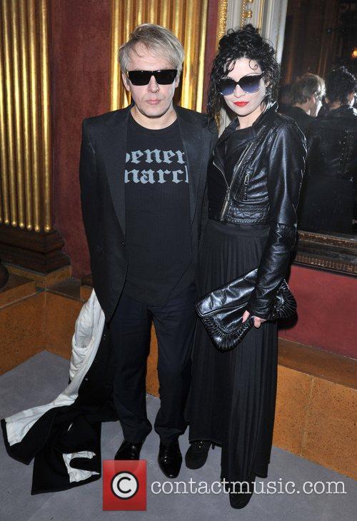 Nick Rhodes and London Fashion Week 2