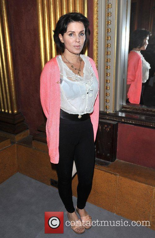 Sadie Frost and London Fashion Week 2