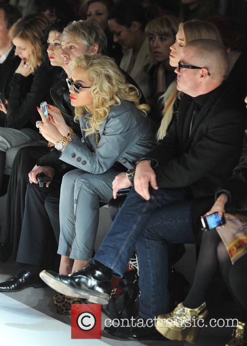 Heston Blumenthal and London Fashion Week 5