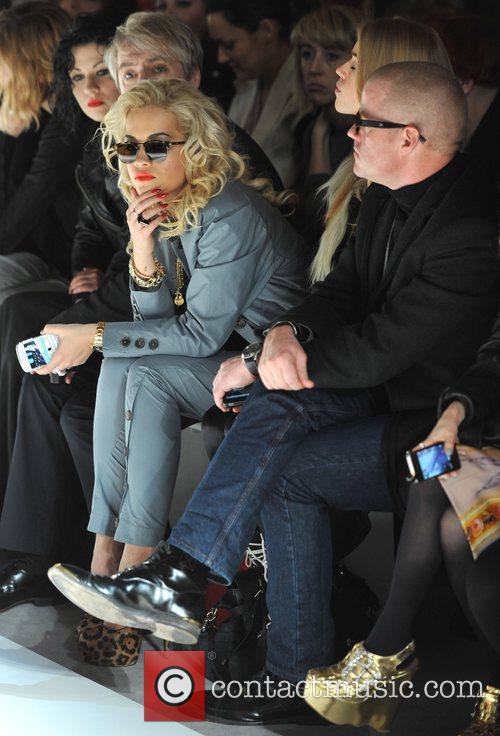 Heston Blumenthal and London Fashion Week 1