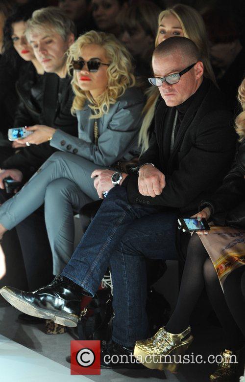 Heston Blumenthal and London Fashion Week 6