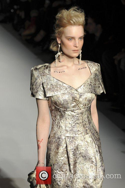 London Fashion Week Autumn/Winter 2012 - Vivienne Westwood-...