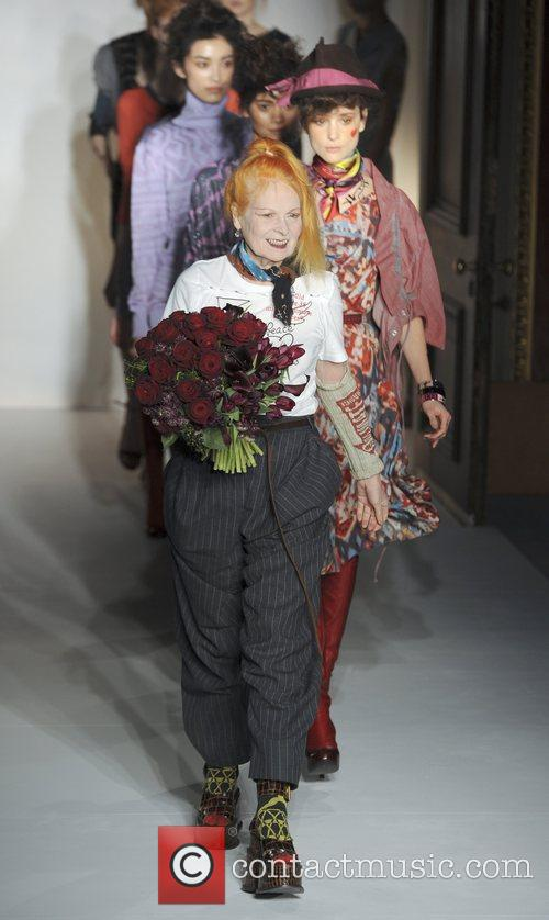 Vivienne Westwood and London Fashion Week 1
