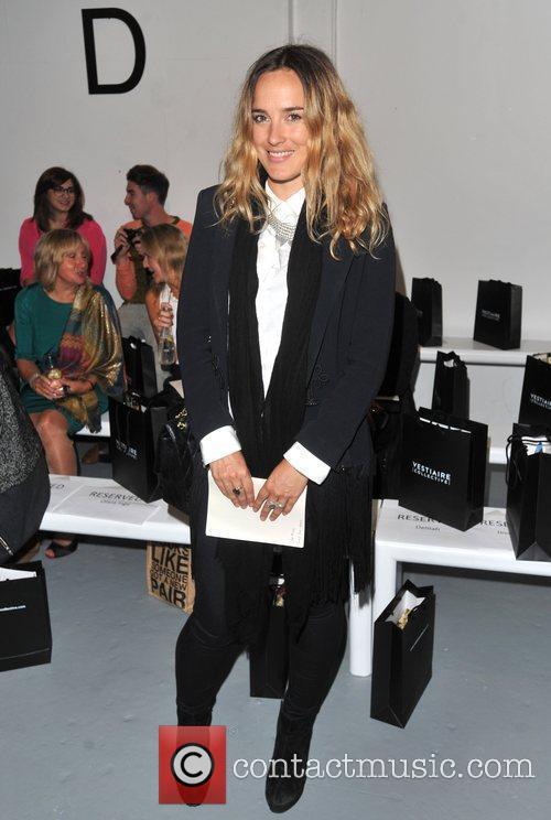 London Fashion Week Spring/Summer 2013 - Zoe Jordan...