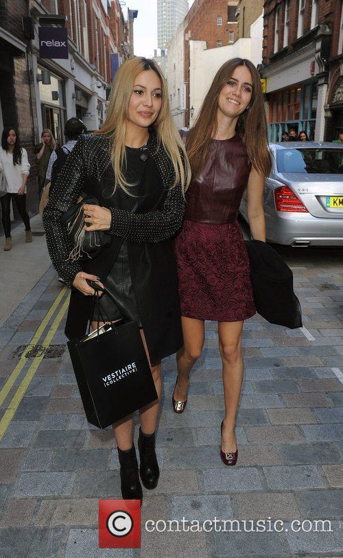 Zara Martin and Jade Williams aka Sunday Girl...