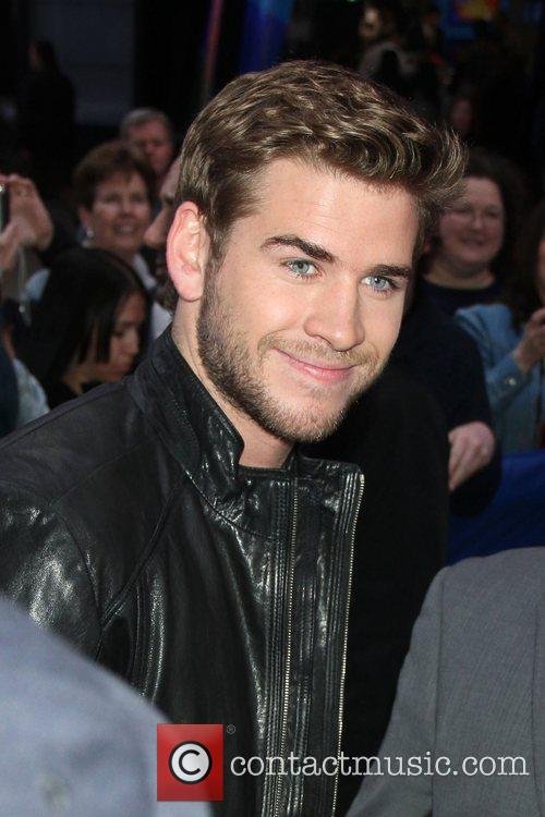 Liam Hemsworth at ABC Studios for 'Good Morning...